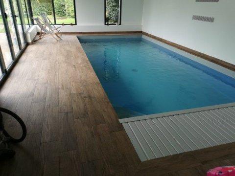 Construction et aménagement de piscine couverte ou intérieure à Paimpol