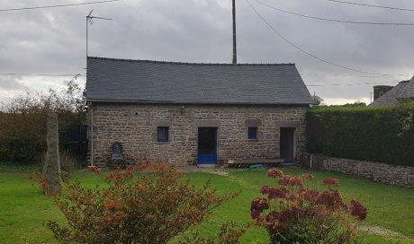 Entreprise pour la rénovation complète d'une maison ancienne en pierre Paimpol