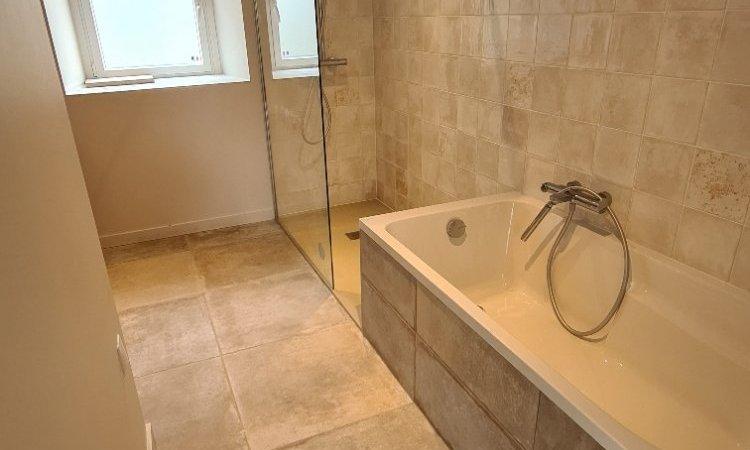 Herry Construction Rénovation de salle de bain Paimpol