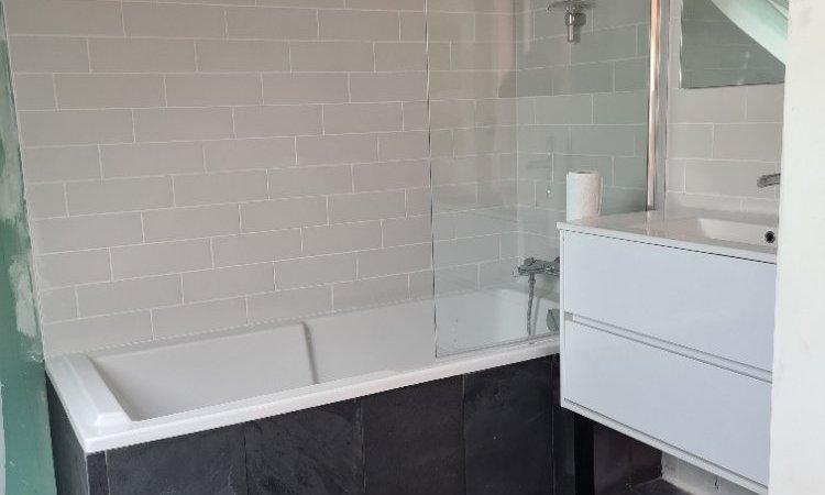 Herry Construction Aménagement sanitaires et salle de bain Paimpol